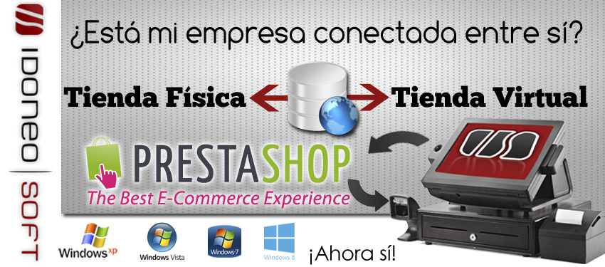 ConectorPrestashop